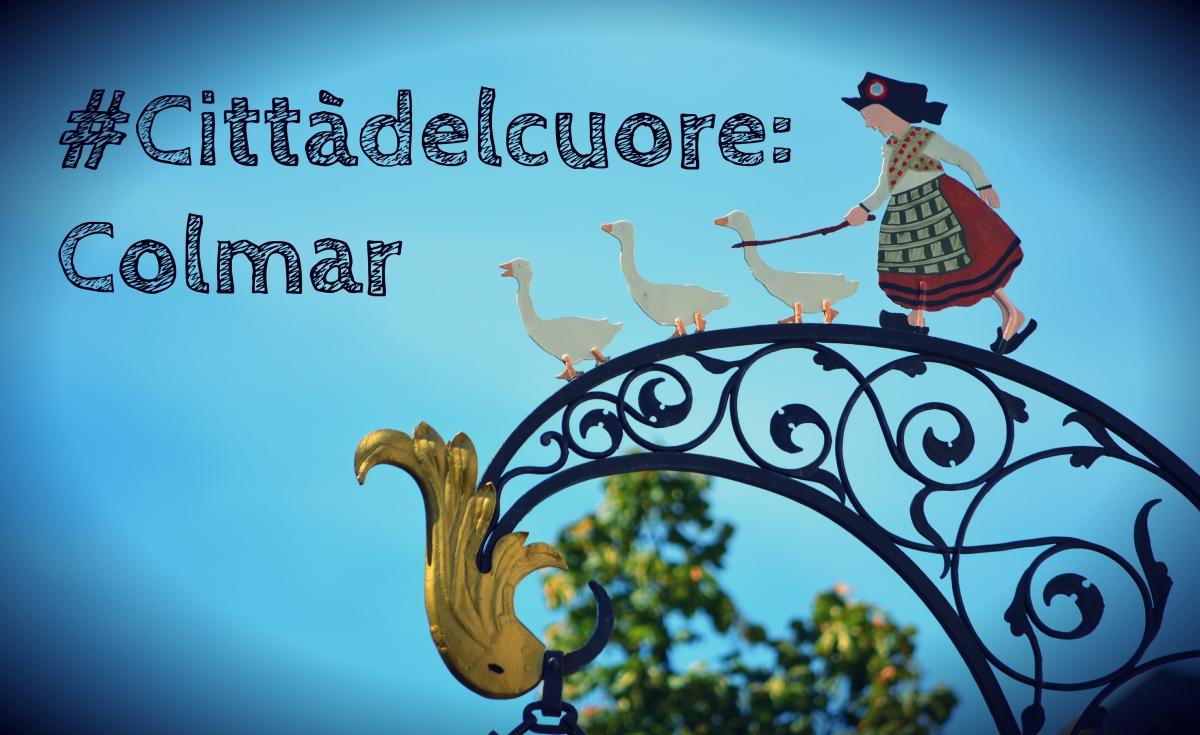#CittàdelCuore: Colmar