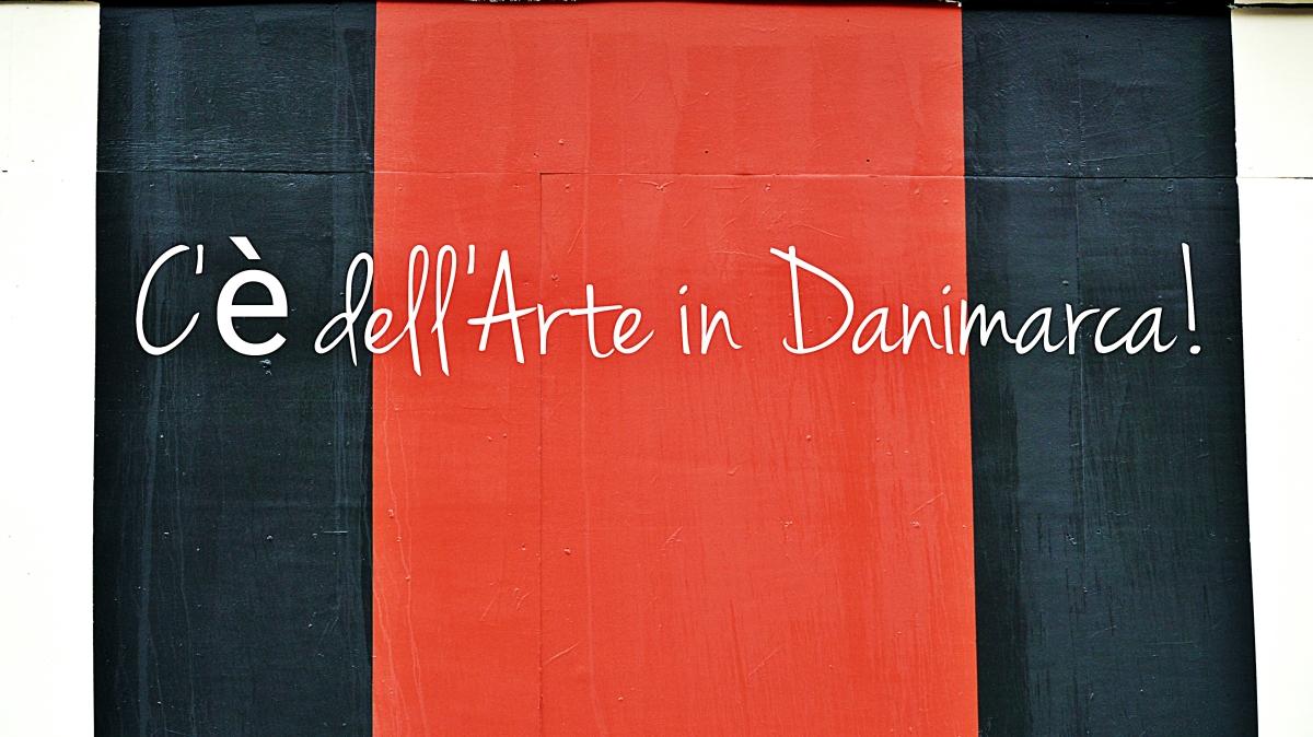 C'è dell'Arte in Danimarca!