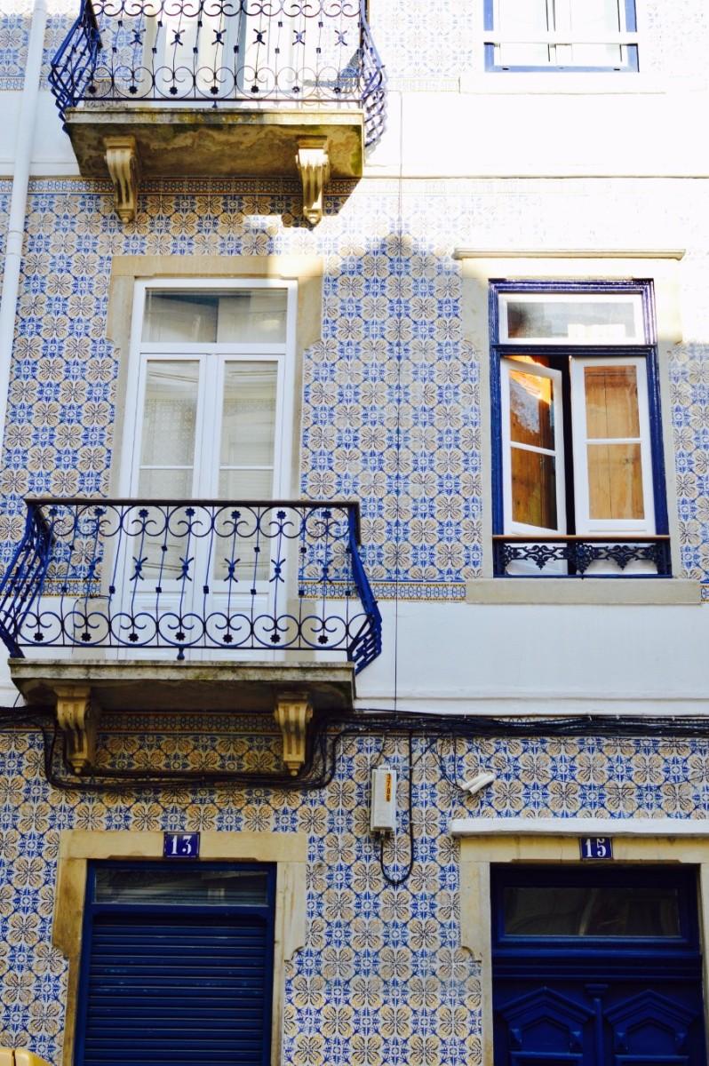 I Diari di Lisbona #1: a piedi tra Baixa e Rossio