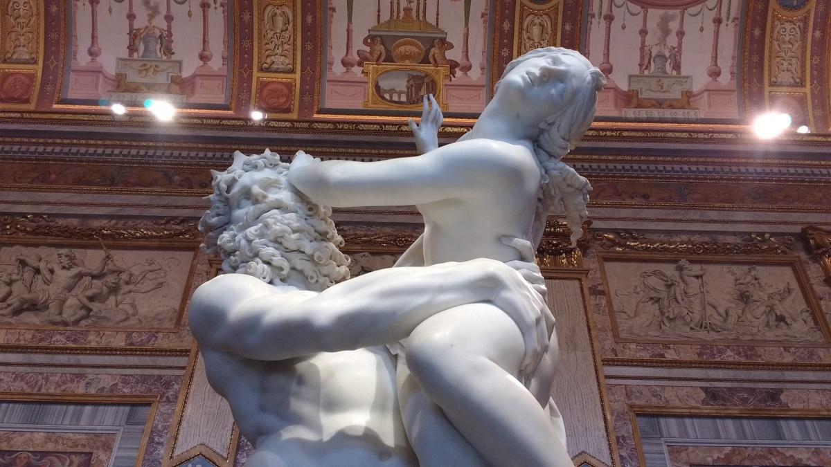 #NellaMiaCittà: Mostra di Bernini a  Galleria Borghese