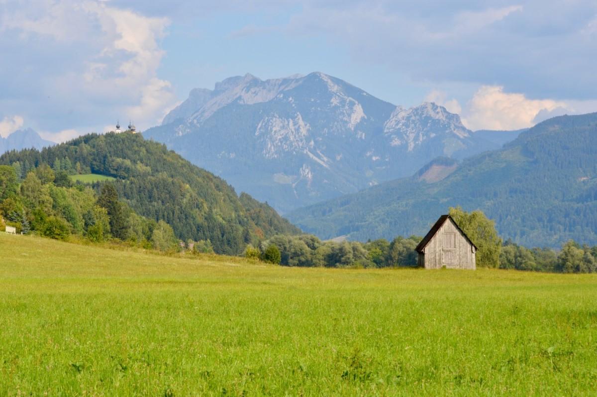 Austria con bambini: escursioni e trekking in Stiria tra montagna e lago