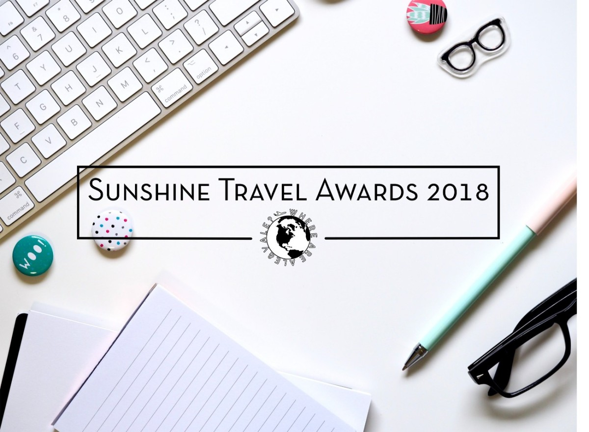 Sunshine Travel Awards 2018