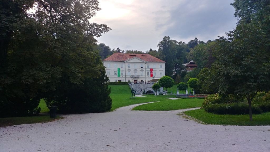 Una veduta del Parco Tivoli